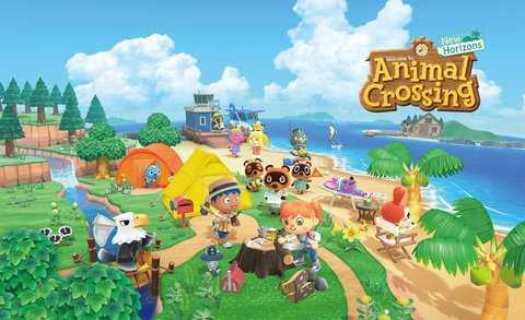 ANIMAL CROSSING- NEW HORIZONS Game Review