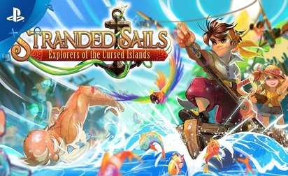 STRANDED SAILS- EXPLORERS OF THE CURSED ISLANDS Game Review